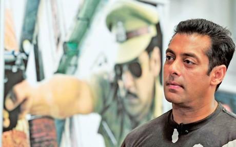 Salman Khan gets bullied!