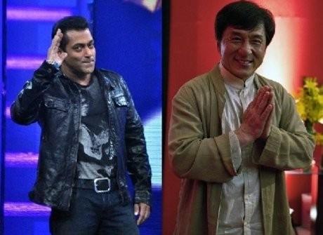 Salman Khan Jackie Chan