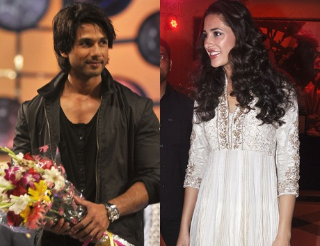 OFFICIAL: Shahid dating Nargis!