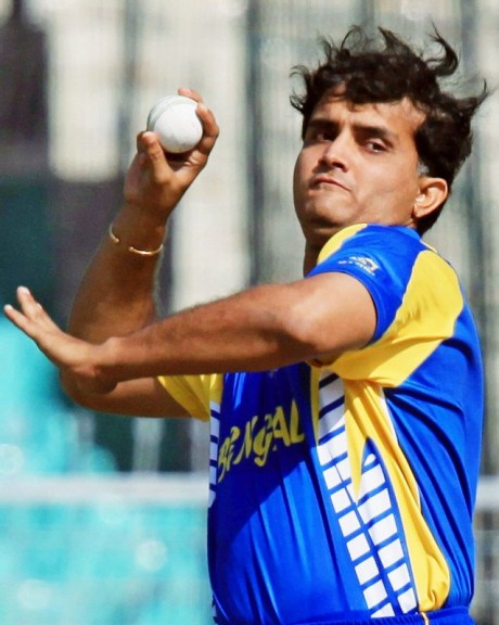 Ganguly to lead Bengal in Syed Mushtaq Ali trophy