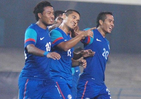 We have to take one match at a time: Chettri