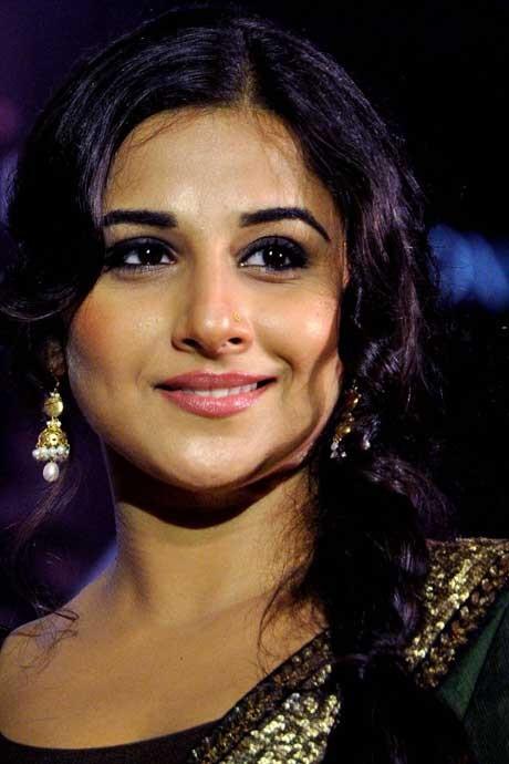 I can't do mindless films: Vidya Balan