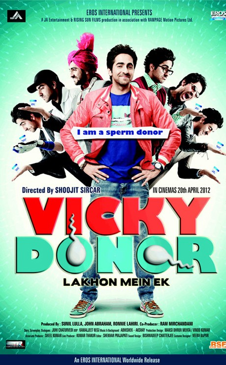 FIRST LOOK: John Abraham's Vicky Donor