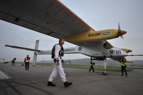 The Solar Impulse