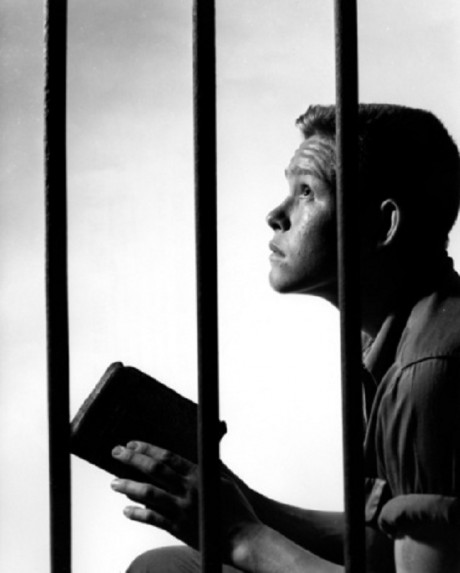 Studying in jail