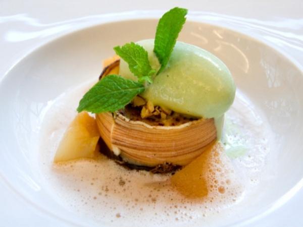Healthy Foodie: Healthy Pistachio Passion Ice Cream