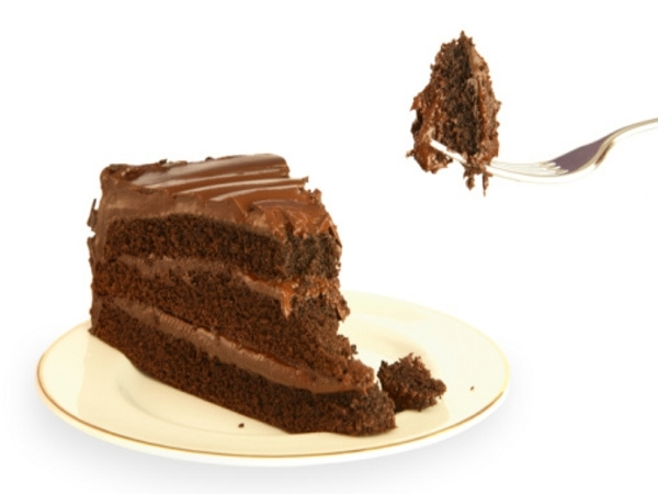 Healthy Foodie: Light And Fluffy Chocolate Cake Recipe