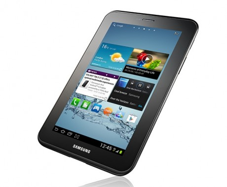 Samsung launches Galaxy Tab 2 310