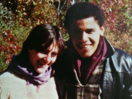 Obama's ex recalls his 'sexual warmth'