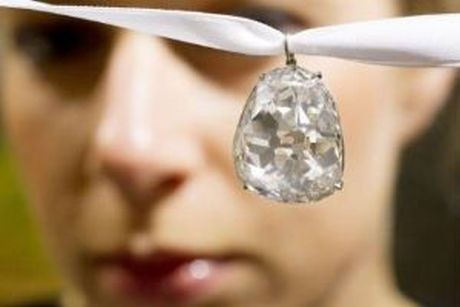 Royal diamond from India fetches a dazzling $9.5m