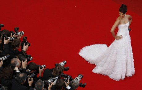 Here's what Ash is wearing to Cannes