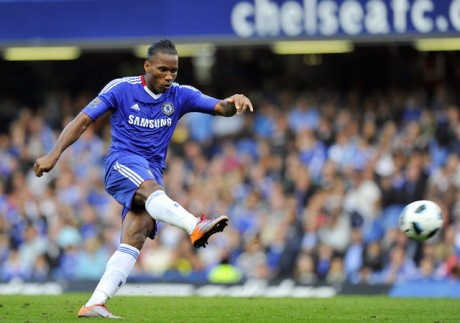 Drogba in talks with Mourinho to play for Real Madrid