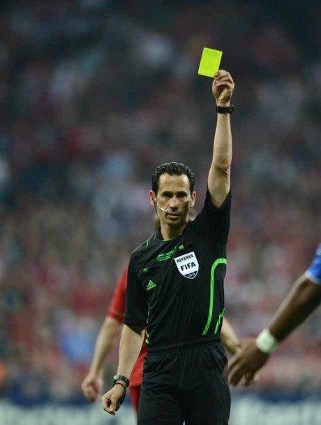 FIFA mulling introducing 'dope tests' for referees