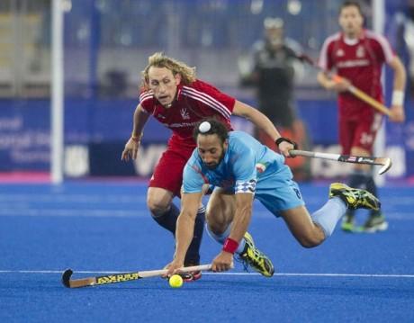 British hockey coach amused at Indians' discomfiture