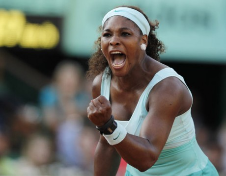 Serena Williams loses in first round first time