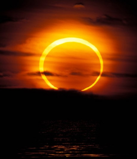Watch 'Ring of Fire' during Monday's solar eclipse