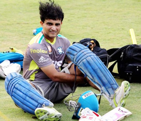 Ganguly comes 'home' as Pune take on KKR