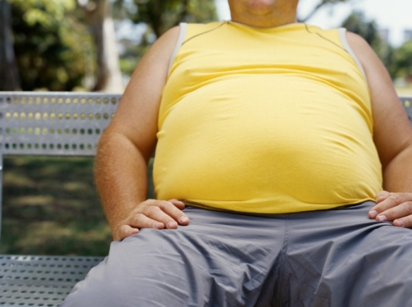 Men With Belly Fat Ripe For Bone Loss