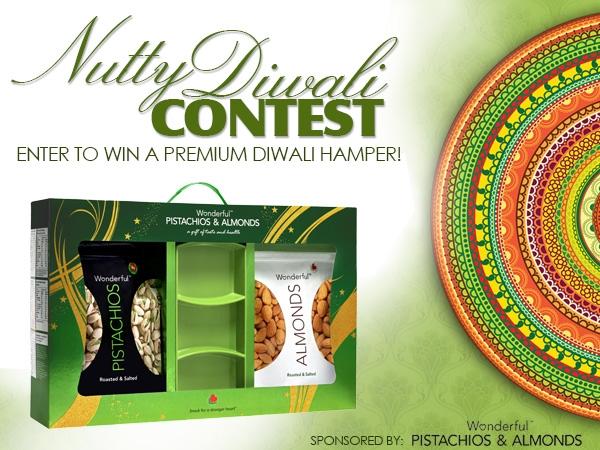 HealthMeUp.com Presents The Nutty Diwali Contest!