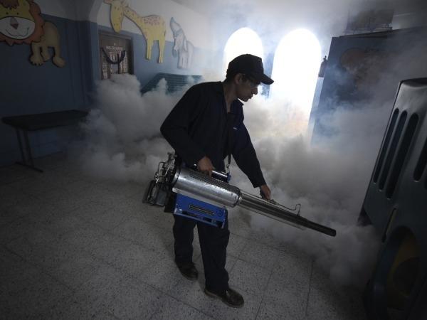 39 New Dengue Cases Push Total To 1,762 In Delhi