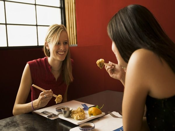 Eating In Restaurants Tied To Higher Calorie Intake