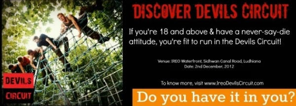 Devil's Circuit: India's First Obstacle Course Competition