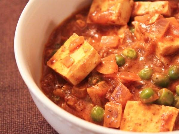 Mattar Tofu: Rich Protein Dish for Vegetarians