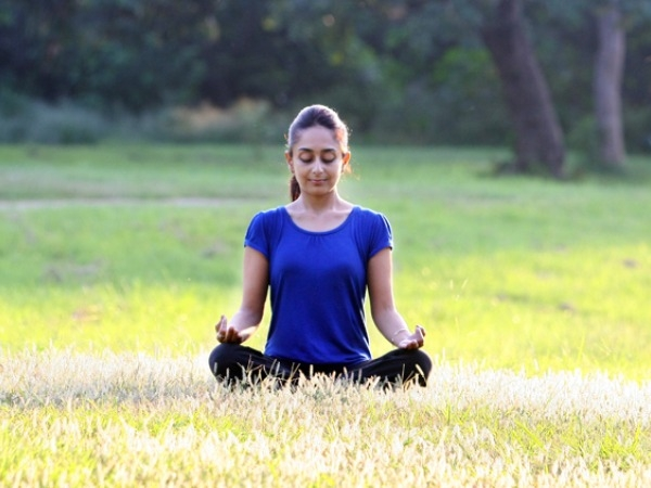 Yoga For Naturally Glowing Skin