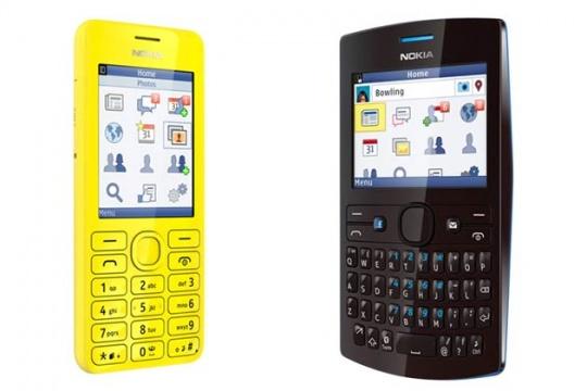 Asha 205 and Asha 206