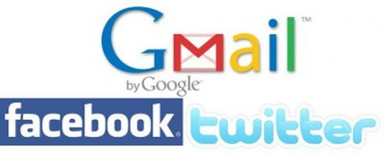 Banned on Wall Street: Facebook, Twitter and Gmail