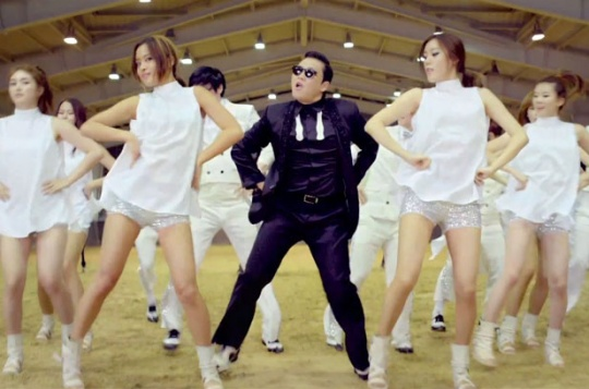 'Gangnam Style' Becomes YouTube's Most Watched