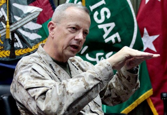Sex Scandal Engulfs 2nd US' Top General