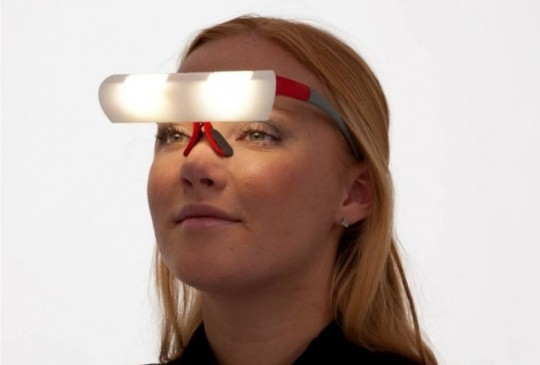 New 'Sunny' Glasses to Help Beat Winter Blues