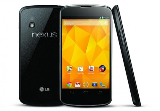 British Go Mad for Latest Nexus Smartphone