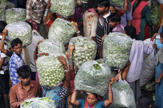 India's Inflation in October: 7.41%