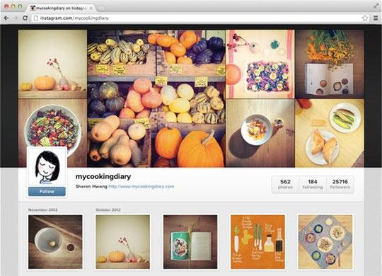 Instagram Gets Facebook Feel with Online Profiles