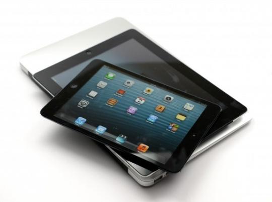 iPad Mini 2 'With Retina Display' on Its Way!