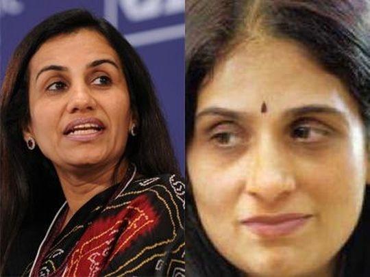 Chanda Kochhar & Kavery