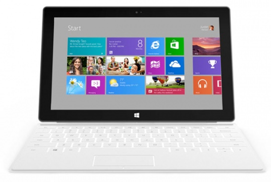 'Microsoft's Surface Tablet is a Mess'