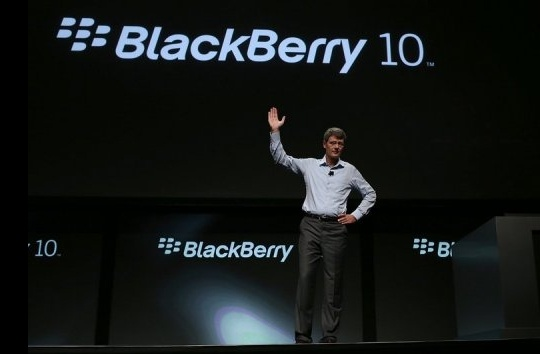 New BlackBerry 10 Devices on January 30