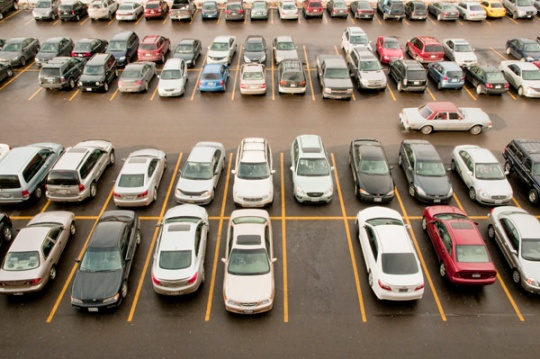 Now, Smartphone App that Parks Your Car
