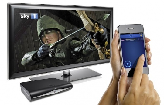 Now, Turn Your iPhone into TV Remote!