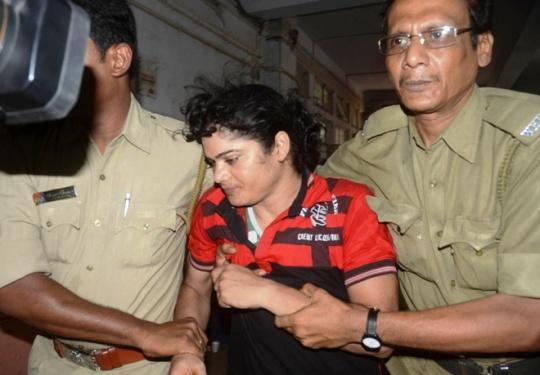 Pinki Pramanik Caught in Curious Sex Tangle