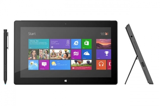Microsoft Prices Pro Version of Surface Tablet at $899
