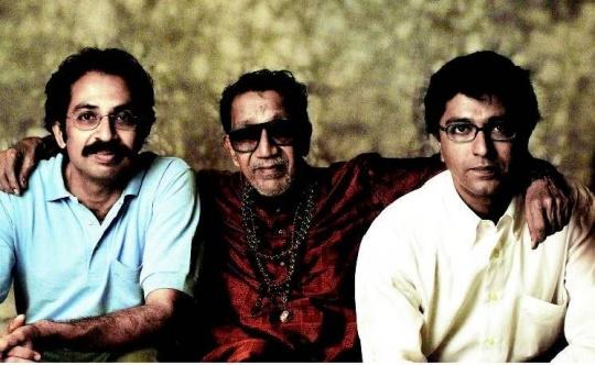 Thackeray Memorial:MNS Shiv Sena Face-Off