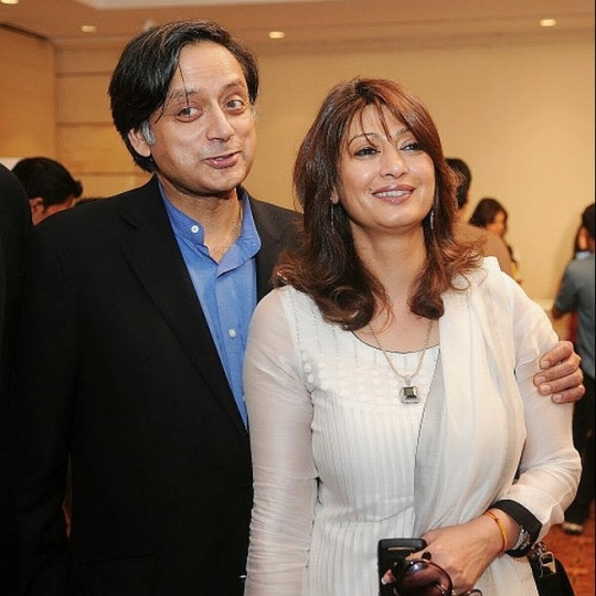 '50 Crore Girlfriend': Narendra Modi Attacks Sunanda & Shashi Tharoor