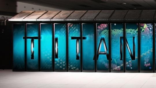 'Titan' is World's 'Most Powerful Supercomputer'