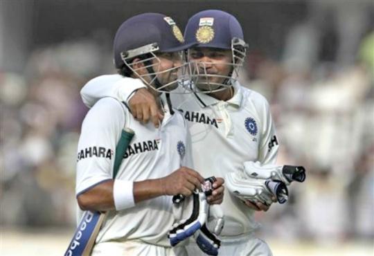 Virender Sehwag &  Gautam Gambhir