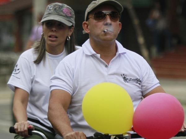 Columbians Join-t For Legalisation Of Marijuana