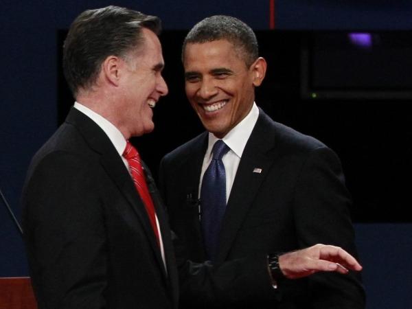 Obama, Romney Debate Sheds Little Light On Healthcare Issues